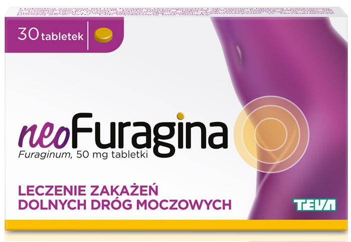 neoFURAGINA 30 tabl reflex en face