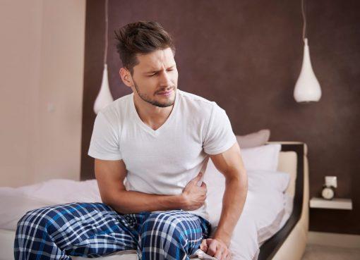 Dokuczliwe objawy ze strony dolnych dróg moczowych u mężczyzn