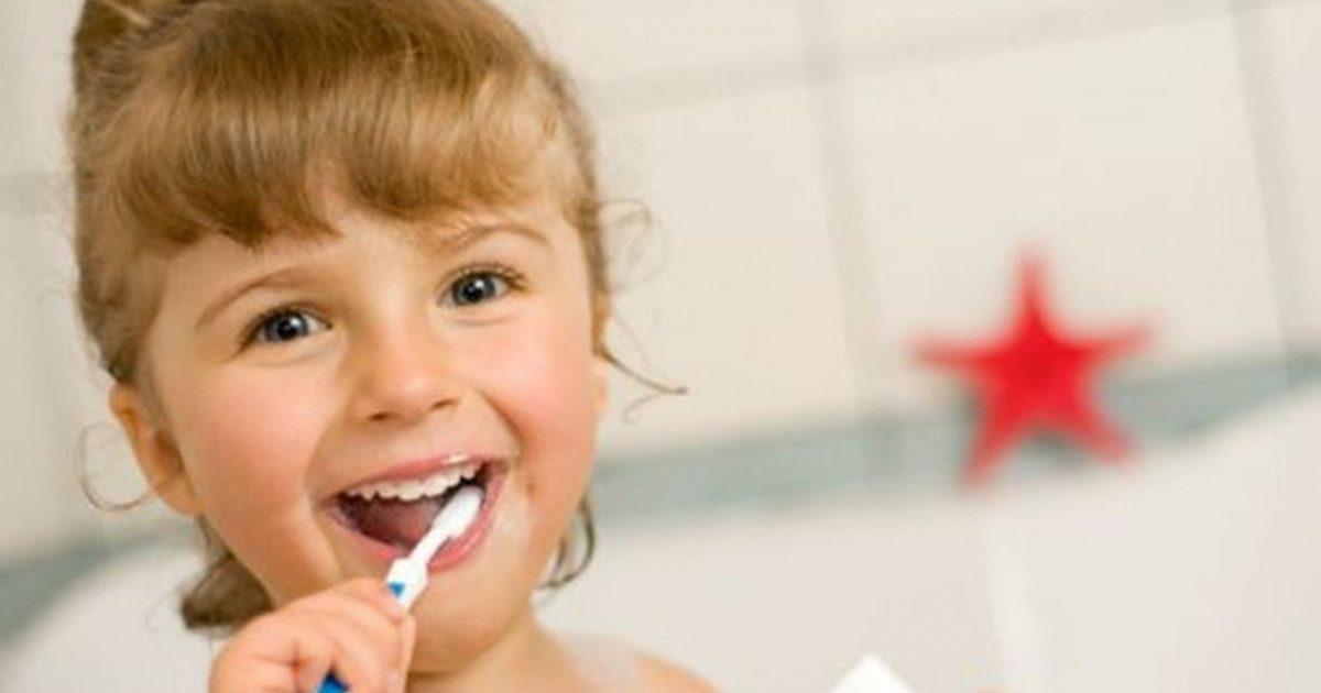 Zęby dzieci